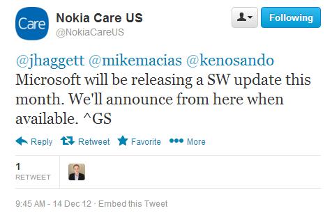 Actualización Lumia 920