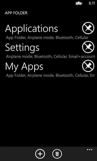 app-folder