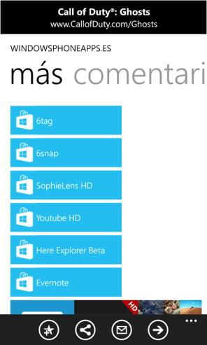 WPA - actualizamos nuestra aplicación