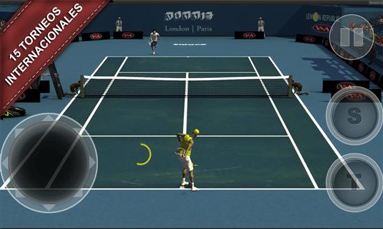 Cross Court Tennis 2 1