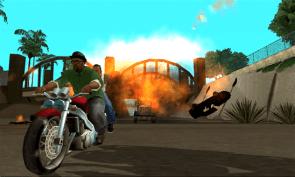 GTA San Andreas Windows Phone 2