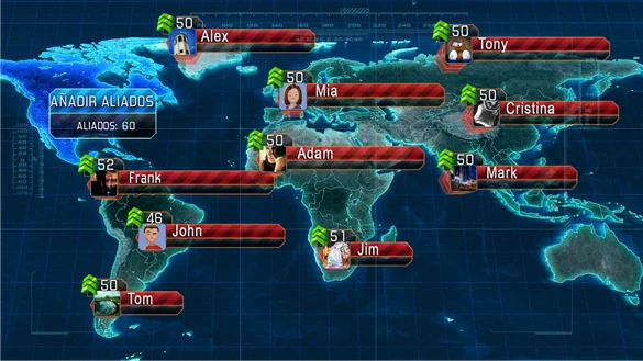 World at Arms 3