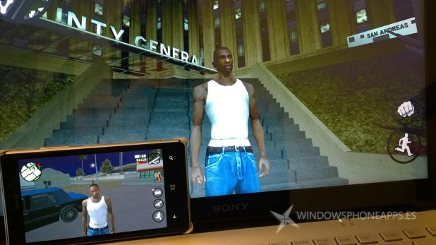 Grant Theft Auto: San Andreas Windows 8