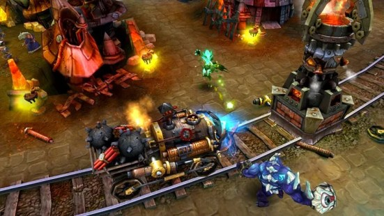 Heroes of Order and Chaos 1