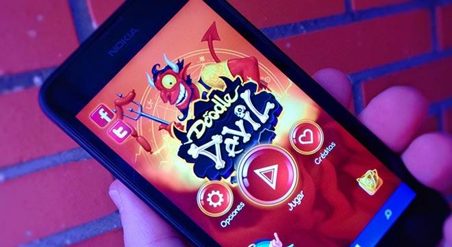 Doodle Devil Windows Phone