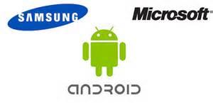 Microsoft demanda a Samsung