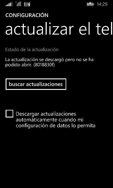 error 8018830f