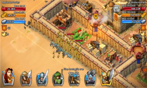 Age of Empires Castle Siege 1