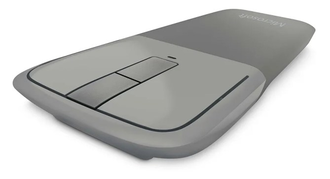 Arc Touch Bluetooth Mouse plano
