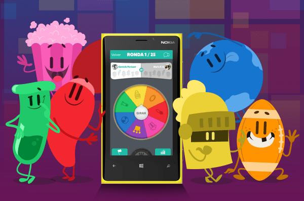 Preguntados para Windows Phone