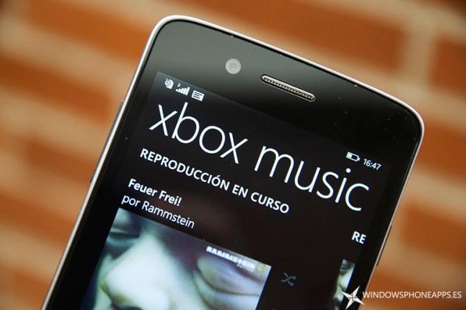 xbox musica Prestigio 8500