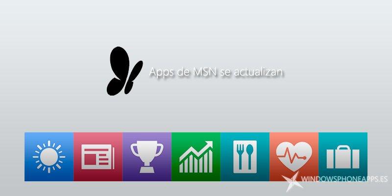Apps MSN