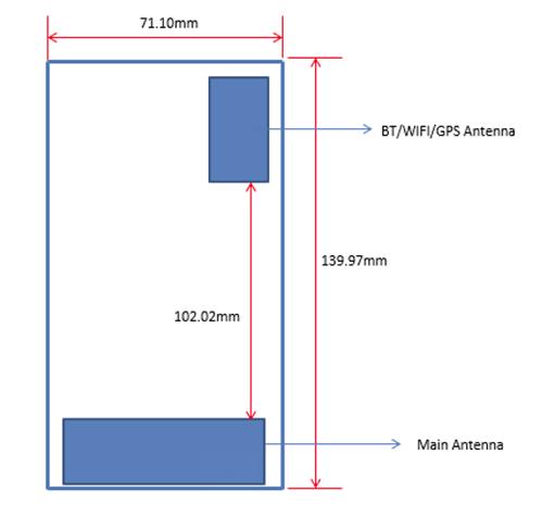 Lumia RM 1090 Dual SIM