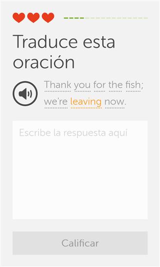 Duolingo windows phone 21