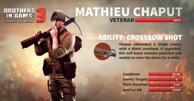 Matheiu Chaput