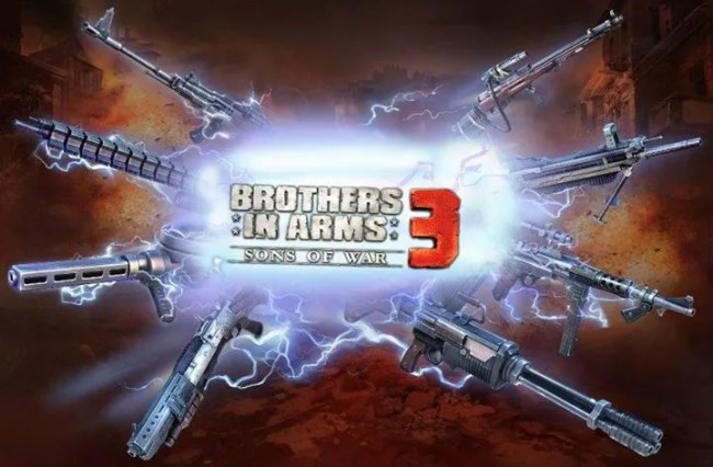 brothers in arms - wp