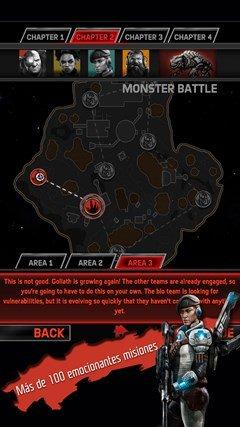 Evolve Hunters Quest 3