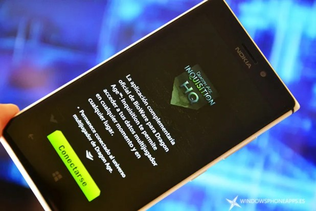dragon age hq Windows Phone