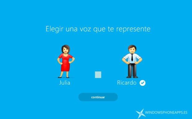 Skype translator idiomas