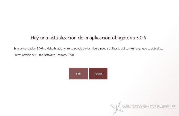 lumia recovery tools 5 0 6