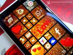 san valentin windows phone