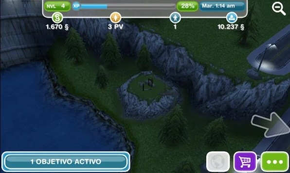 sims freeplay 4