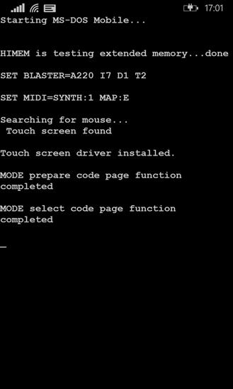 ms-dos-windows-phone