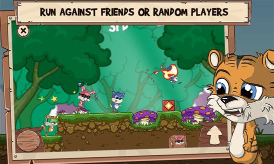 Fun Run 2 - Multiplayer Race 1