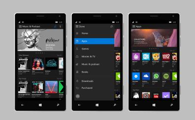 Windows 10 mobile concepto 5