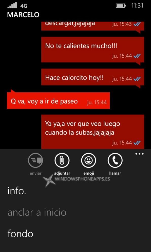 llamadas VoIP whatsapp español