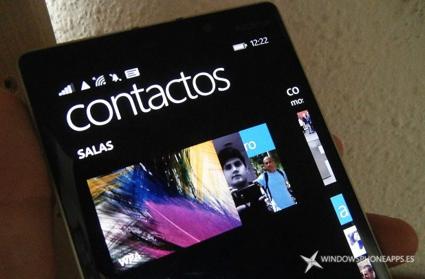 Salas de Windows Phone