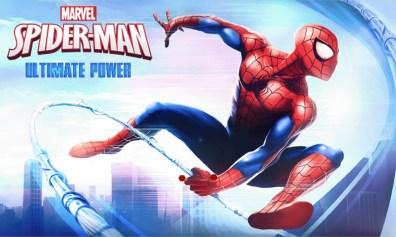 spiderman ultimate power