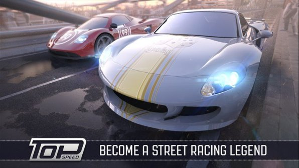 Top Speed Drag & Fast Racing 1