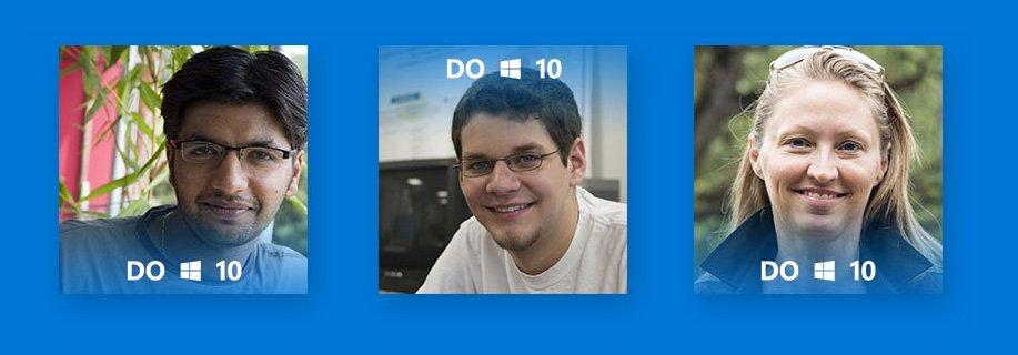 DO Windows 10
