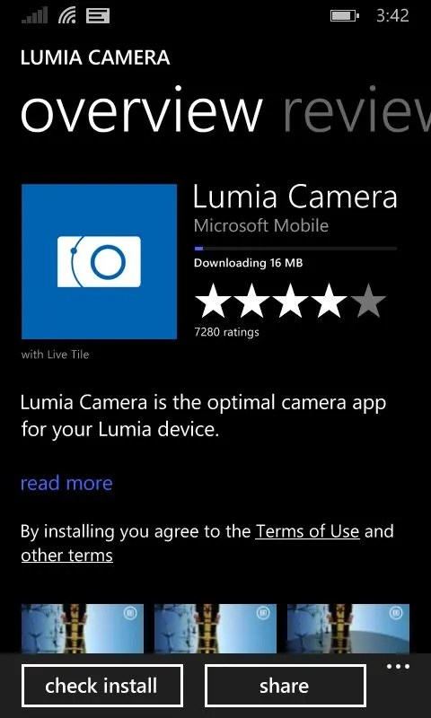 Lumia Camera 4