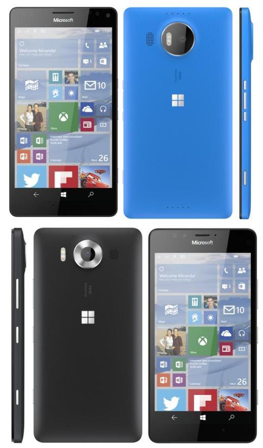 Lumia cityman y talkman