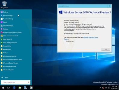 Windows Server 2016 build 10514 2