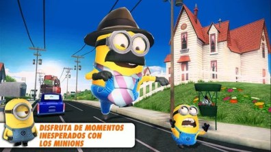 GRU MI VILLANO FAVORITO Minion Rush 2