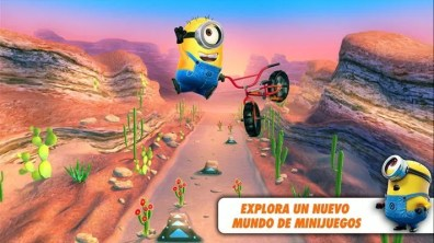 GRU MI VILLANO FAVORITO Minion Rush 3