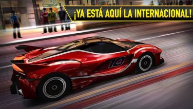 La Internacional en CSR Racing
