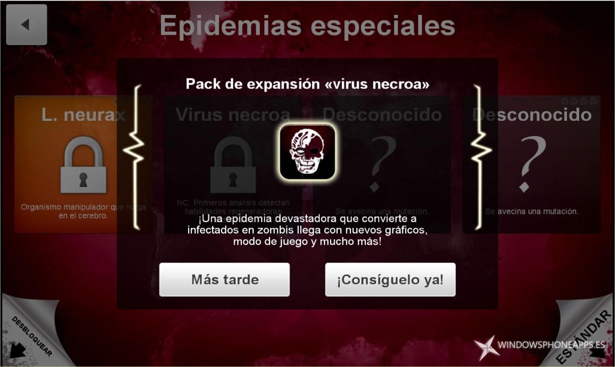 plague - virus necroa