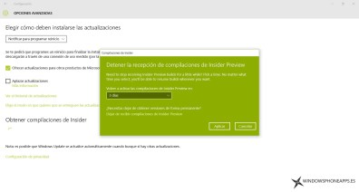 windows 10 - programa insider 2