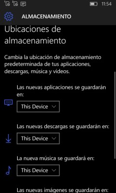 Captura de la Build 10572 de Windows 10 Mobile (2)