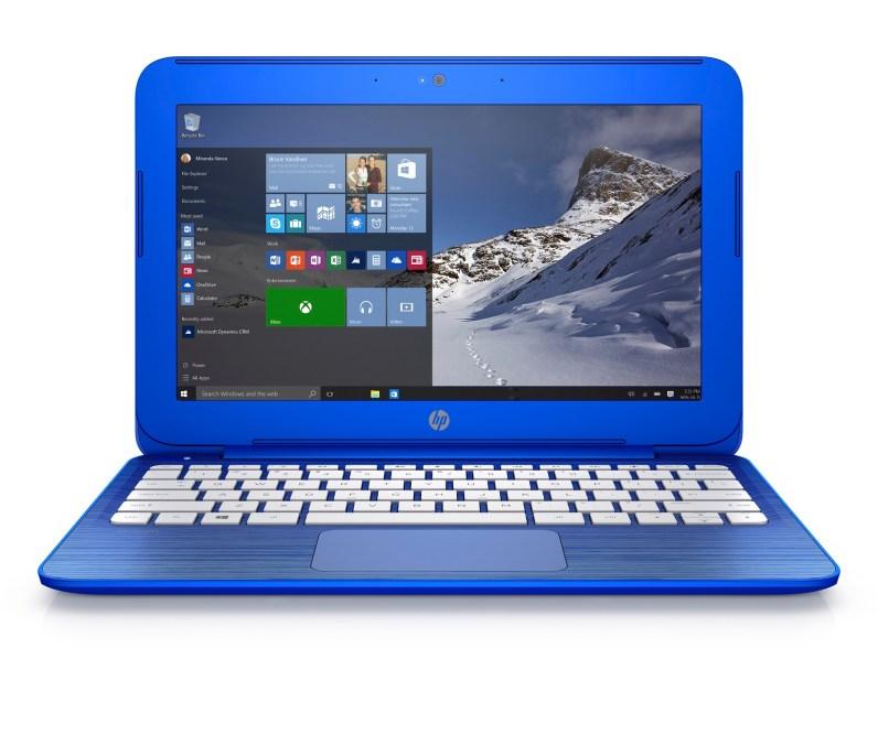 HP Stream_Cobolt Blue_center facing