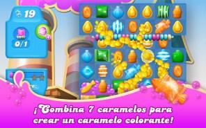 Jugabilidad en Candy Crush Soda Saga Windows 10 PC