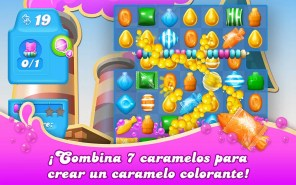 Jugabilidad en Candy Crush Soda Saga Windows 10 PC