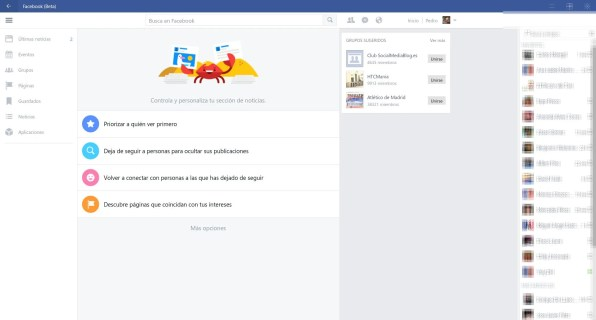 facebook beta windows 10 6