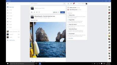 facebook pc windows 10