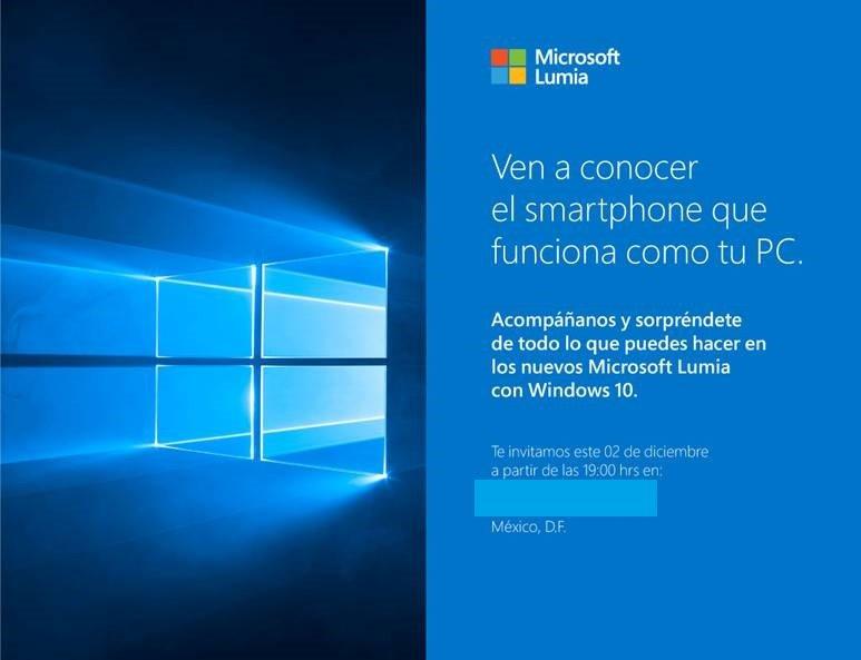Microsoft Lumia 950 Mexico