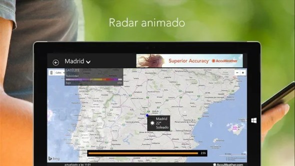 AccuWeather pc 4